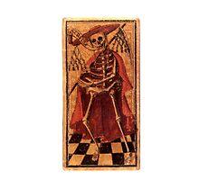 DEATH - TAROT CARDS Photographic Print