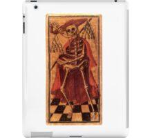 DEATH - TAROT CARDS iPad Case/Skin