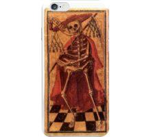 DEATH - TAROT CARDS iPhone Case/Skin