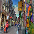 Graffiti Alley by Bradley Old
