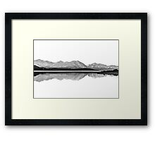 Lake Tekapo Framed Print