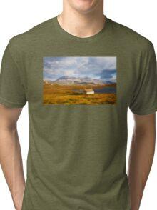 Autumn in the Highlands. Tri-blend T-Shirt