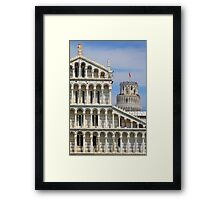 Miraculous Architecture Framed Print