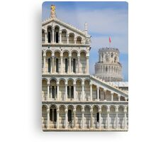Miraculous Architecture Metal Print