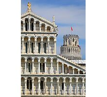 Miraculous Architecture Photographic Print