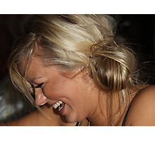 Laughter is the best medicine Photographic Print