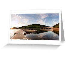 Ashopton Bridges Greeting Card