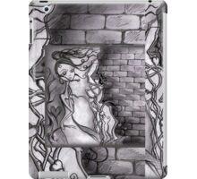 Bride of Hearts - Contemplating iPad Case/Skin