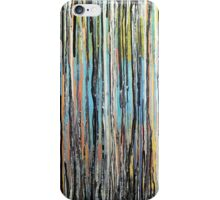 Flowing Lines iPhone Case/Skin