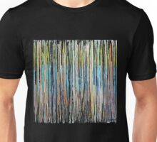 Flowing Lines Unisex T-Shirt