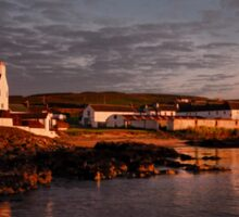 Islay: Port Charlotte Dawn Sticker