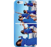 Blue is the new black iPhone Case/Skin