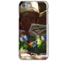 seller III - vendedor iPhone Case/Skin