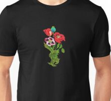 FLORAL ~ Opium Poppies by tasmanianartist Unisex T-Shirt
