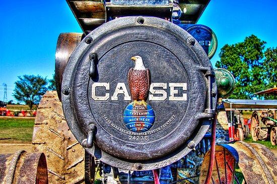 J.I.Case Threshing Machine Co by ECH52
