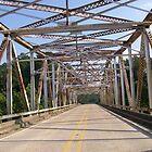 Crossing the Homochitto River Bridge by Dan McKenzie