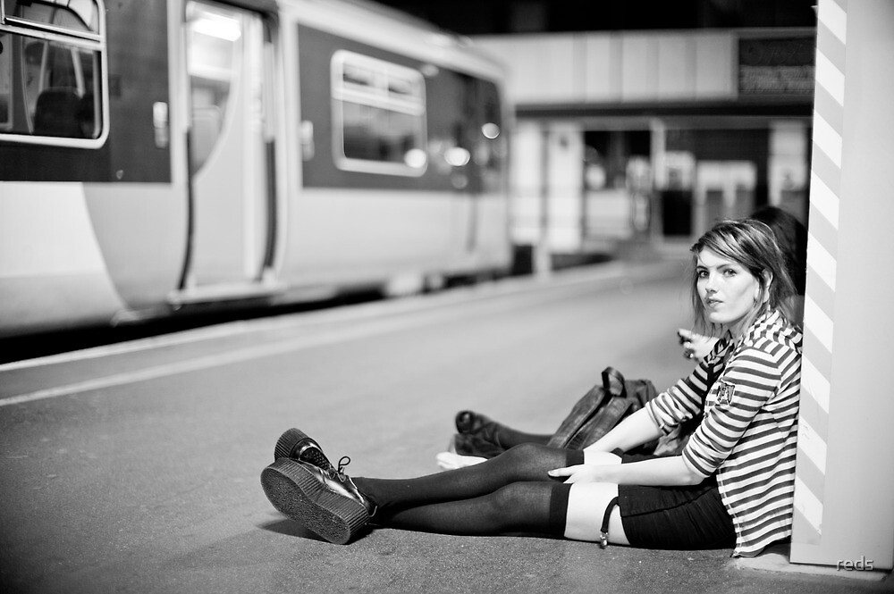 The Last Train Home by reds
