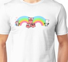 Pink Knight- Castle Crashers Unisex T-Shirt