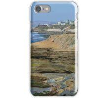 Sunset Cliffs California ~ Beautiful Homes iPhone Case/Skin