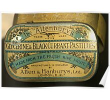 An old tin for what ales you.. Poster
