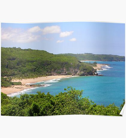 Aguadilla-from the Calle Poster