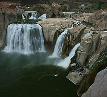 Shoshone Falls 1 by twokonings