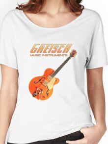 Cool Gretsch  Women's Relaxed Fit T-Shirt