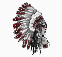 Red Indian - Color  T-Shirt
