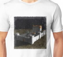 Herods Temple by Pierre Blanchard Unisex T-Shirt