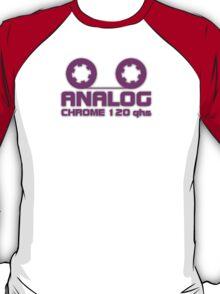 Analog 120 qhs  T-Shirt