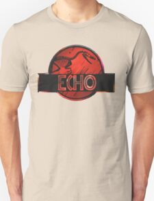jurassic world echo raptor Unisex T-Shirt