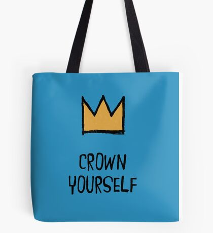 Crown Yourself Tote Bag
