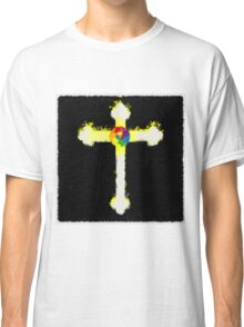 Cross of the Rosicrucians by Pierre Blanchard Classic T-Shirt