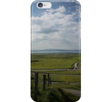 Cliffs of Mohr countryside iPhone Case/Skin