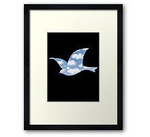 Bird. Framed Print