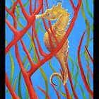 """""""The Seahorse."""" by amyglasscockart"""
