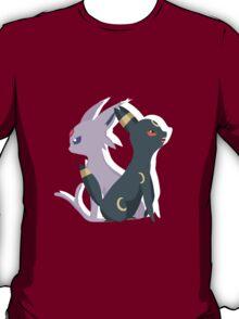 Pokemon- Umbreon and Espeon T-Shirt