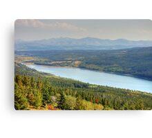 Montana........... Canvas Print
