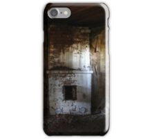 1.8.2015: Oven in Old Abandoned Farm House iPhone Case/Skin