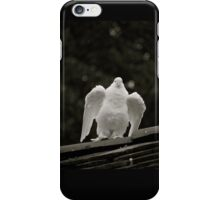 Hungarian Dove iPhone Case/Skin