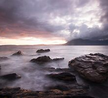 Elgol Sunset by Kenny Holt