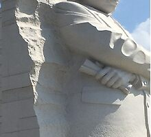 Martin Luther King Memorial, Washington DC  by shawneelc