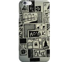 Mosaic CAT! iPhone Case/Skin