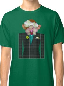 Mr. Orchid Monkey-Man Classic T-Shirt