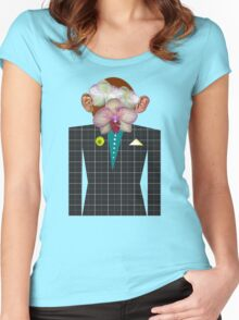 Mr. Orchid Monkey-Man Women's Fitted Scoop T-Shirt