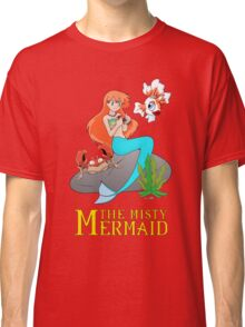 The Misty Mermaid Classic T-Shirt