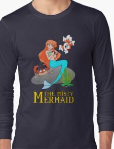 The Misty Mermaid Long Sleeve T-Shirt