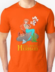 The Misty Mermaid Unisex T-Shirt