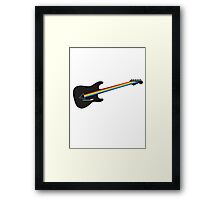 Darkside of the Mour Framed Print