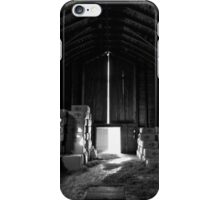 Hayloft iPhone Case/Skin